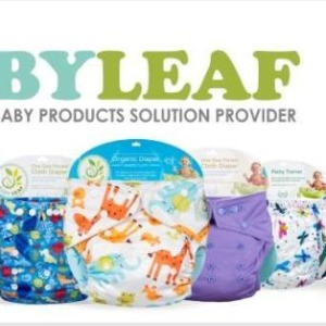 Baby Leaf One Size Pocket Cloth Diaper Review