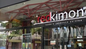 Red Kimono in Glorietta Complex Review