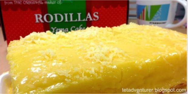 Yema Cake Recipe For Business