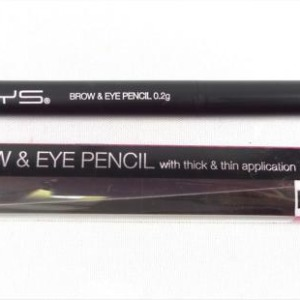 BYS Brow and Eye Pencil Review
