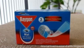 Baygon Electric Mosquito Killer Review