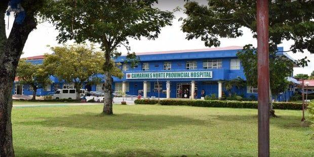 Camarines Norte Provincial Hospital - Animal Bite Treatment