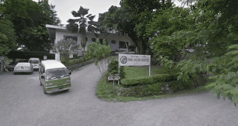 Barili District Hospital – Animal Bite Treatment Center